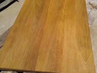 Plateau table chêne