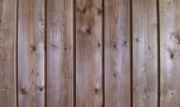 Vente de bardage en bois