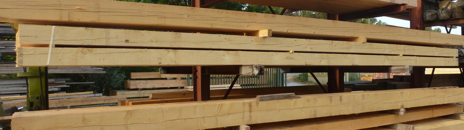 Bois de charpente / Construction