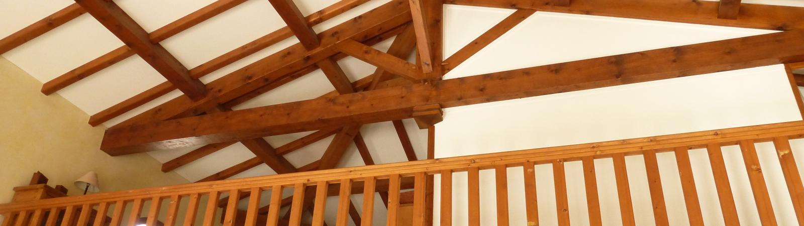 Fabrication de mezzanine en bois