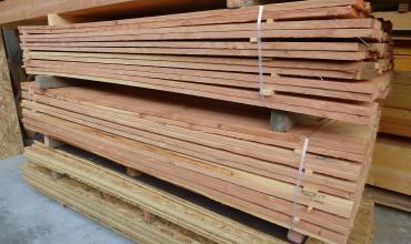 Les différentes essences de bois